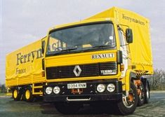 RENAULT FERRY MASTERS (GB)