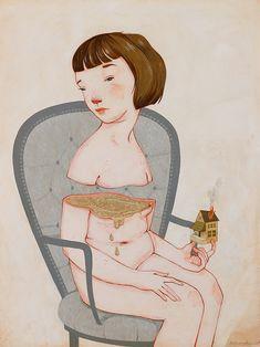 Art I love: Rebecca Green