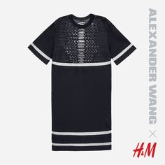 This Alexander Wang H&M dress would be perfect for a futuristic 60s MOD look.