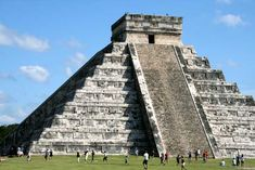 Chichen Itza Mexico, Yucatan. Chichen Itza is the most impressive and intact ruins of Mayan civilization that the modern world has.