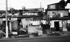 O German Lorca fotografou o desvairamento da Pauliceia | VICE | Brasil. Favela, 1970. Foto: German Lorca