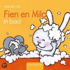 Peuterlijn - Fien en Milo in bad