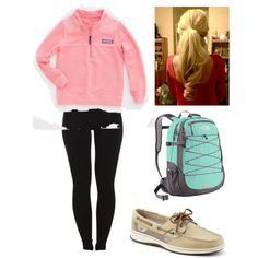 """Preppy Style #4"" by kaelarabbit on Polyvore"