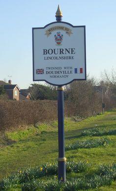 Bourne, Lincolnshire, England