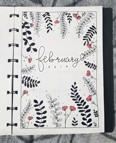47 Bullet Journal Weekly Spreads & Layouts – February 2019 – Spunkyy - New Sites Bullet Journal Inspo, Bullet Journal Weekly Spread Layout, February Bullet Journal, Bullet Journal Aesthetic, Bullet Journal Notebook, Bullet Journal Ideas Pages, Journal Diary, Bellet Journal, School