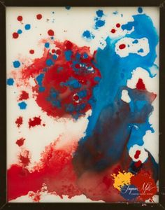 America Candy 1 Reverse Abstract Painting with Vinyl Flashe paint on glass.  www.jaymiemetz.com #JaymieMetzFineArt #ColorOfYourStory #FineArt #Abstract #Art #MemphisArtist #IndependentArtist #FineArtCartel #ColorField #AbstractArt #ColorRevolution #ContemporaryArt #ModernArt #ArtLovers #Flaming_Abstracts #Abstractogram #ReverseAbstractPainting #AbstractPainting #ReversePainting #ReverseGlassPainting #GlassPainting #AcrylicPaint #FlashePaint #LeFrancAndBourgeois #America #4thO