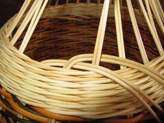 Images in Anna's post Weaving Designs, Weaving Art, String Art, Diy Paper, Basket Weaving, Rattan, Anna, Crafts, Baskets