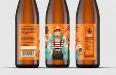 Contrasting Beer Designs : beer designs