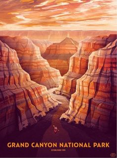 Grand Canyon National Park ~ DKNG Studios  #GrandCanyon #NationalParks #Arizona #GrandCanyonnorth