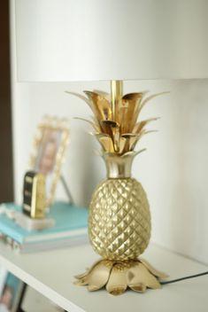 pineapple lamp | zara home
