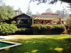 Linda casa, con maravillosa vista Informe de Engel & Völkers   T-1416050 - ( Chile, Región Metropolitana de Santiago, Lo Barnechea, El Arrayán )