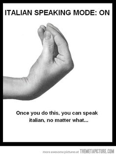 Italian humor