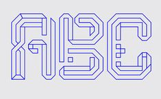 India typeface by Geetika Alok and Henrik Kubel - via Wallpaper Magazine