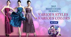 Appunti sul Blog: Promtimes, wonderful bridesmaids dresses to make y...