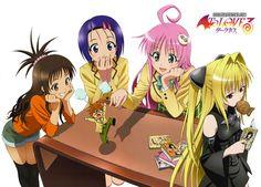 To LOVE-Ru Uncensored Bluray [BD]   480p 80MB   720p 150MB MKV  #ToLOVERu  #Soulreaperzone  #Anime