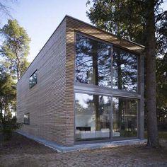 Minimumhouse by Scheidt Kasprusch Architekten #architecture