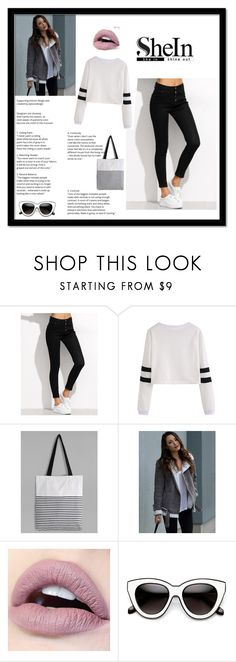 """""""Shein7"""" by adelisa56 ❤ liked on Polyvore featuring shein"""