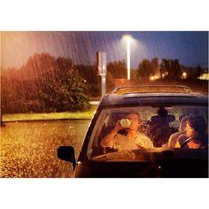 #highway #rain #pluie #autoroute #night #hanslucas #fineart #france