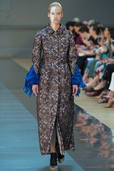 Maison Margiela Fall 2015 Couture Fashion Show - Eva Berzina (Women)