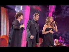 L'hymne à l'amour – Celine, Johnny and Maurane – June 9th 07