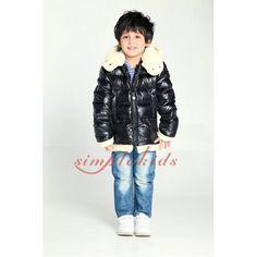 Moncler Boys and Girls Coats MK077