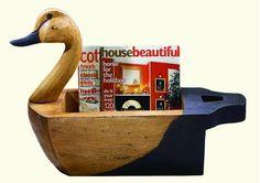 Duck Decoy Duck Bucket in Duck Decoy Buckets Decoy Carving, Duck Decoys, Beautiful Homes, Woodworking, Rustic, Buckets, Beaches, Holiday, Amanda