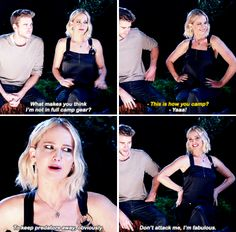 Jennifer Lawrence can't be any funnier