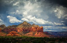 Natural Wonders - Monsoon Season Sedona, Arizona
