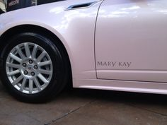 At The Grove in LA, this Pink Cadillac is ready for its close-up! #MKMakeover