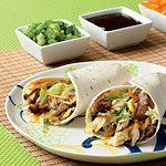 Dinner Under Wraps: Moo-Shu Pork Roll-Ups (request from big child)