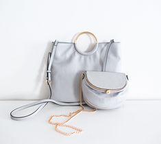 Brand new LC Lauren Conrad handbags in Dove