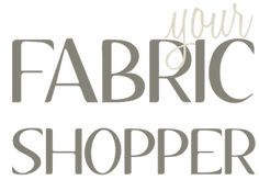 This has a list of a bazillion online fabric shops!