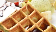 Wafle Breakfast, Food, 1, Morning Coffee, Essen, Meals, Yemek, Eten