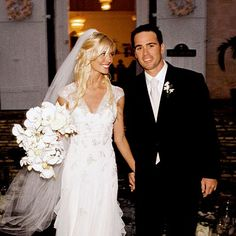 NASCAR Jimmie Johnson Wedding Photos | jimmie and chandra johnson wedding picture