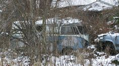 UT, Centerville, Rusting Classic Cars - found behind an old abandoned building that sadly no longer exists