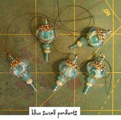 dollhouse ornaments....beads!