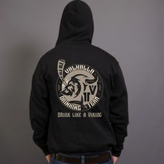 Valhalla Drinking Team Drink Like A Viking Black Sportage 3950 Marshall Kangaroo Hoodie - Beer Hoodies,Funny Drinking Hoodies,Alcohol Hoodies,Alcohol Clothing,Funny Drinking Quotes,Funny Drinking Memes,Embroidery Hoodies,Typographic Hoodies,Graphic Hoodies,Alco Tops,Drunk,Here For Beer,Pilsner,Bier,Cerveza,Piwo,Miller,Fosters,Budweiser,Bud Light,Guinnes,Irish Pub,Pub Crawl,Cheers,Skål,Prost,Proost,Tchin,Santé,Cin Cin,Salute,Na Zdrowie,Tim-Tim,Fire In The Hole,Shirts,Sweatshirts Image Processing, Image List, Light Beer, Cool Hoodies, Graphic Design Art, Black Hoodie, Drinking, The Outsiders, Beverage