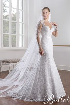 ac83ae16fd2e Vestido de Noiva Ballet 12 Vestido Novo, Vestido De Noiva, Vestido De  Casamento,