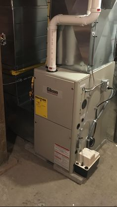 AFTER Lennox SL280 variable speed 2stage furnace, high