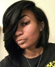 Marvelous Weave Bob Hairstyles Short Weave And Curly Weaves On Pinterest Short Hairstyles For Black Women Fulllsitofus