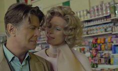 Tilda Swinton David Bowie