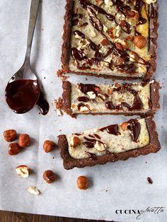 Il mio peccato di gola: tarte alla ricotta con nocciole - Pane Vino E Zucchero