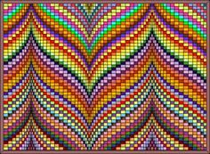Bargello Inspiration