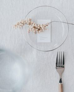 Styling A Minimal Table Setting – The Lane