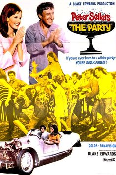 the party peter sellers - Google Search