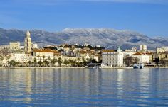 Sightseeing Tour of Split #Split #Croatia