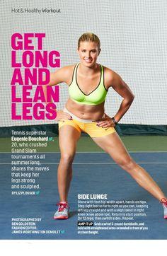 """Eugenie """"Genie"""" Bouchard Pictures Thread! - Page 97 - TennisForum.com"""