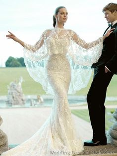 Elie by Elie Saab Pronovias, that's where my wedding gown came from :)