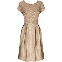 Monsoon Taffy Taffeta Prom Dress $300