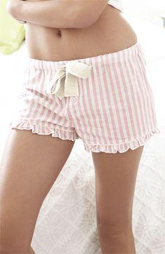 Super cute pajama shorts by PJ Salvage
